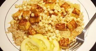 Crispy Tofu Baked